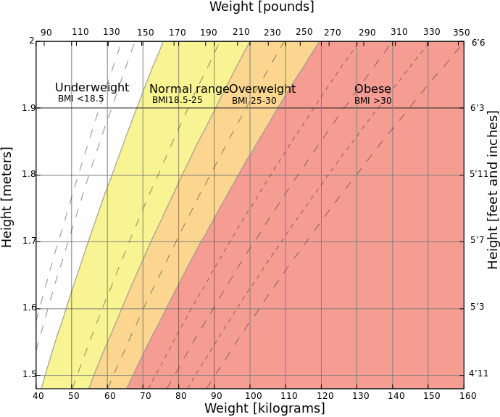 Bmi Misclassifies Both The Healthy And The Overweight Mdalert